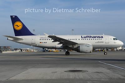 2012-11-22 D-AILB Airbus A319 Lufthansa