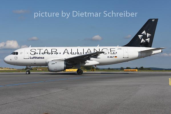 2014-08-22 D-AIILF Airbus A319 Lufthansa