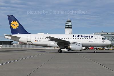 2019-10-10 D-AILY AIrbus A319 Lufthansa