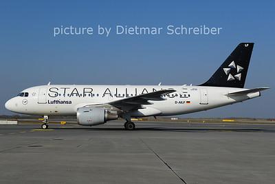 2014-03-14 D-AILF AIrbus A319 Lufthansa