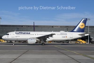 2020-01-01 D-AIQT Airbus A320 Lufthansa