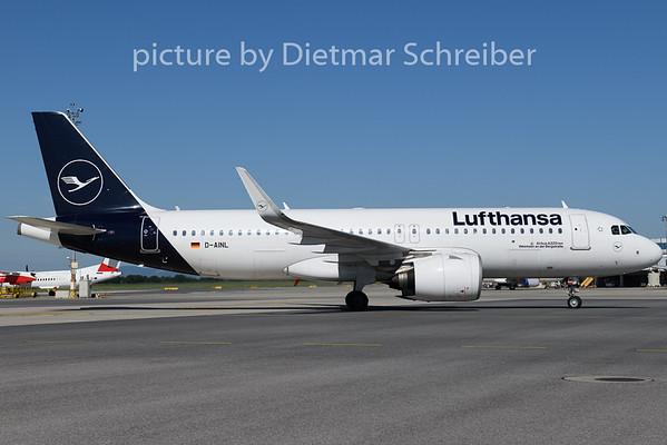 2020-06-24 D-AINL Airbus A320neo Lufthansa