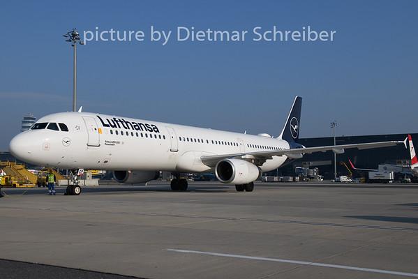 2018-10-10 D-AISP Airbus A321 Lufthansa
