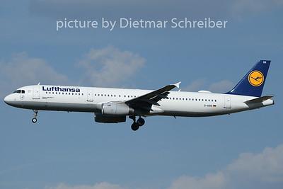 2018-07-19 D-AIRR Airbus A321 Lufthansa