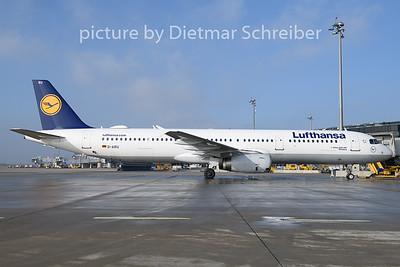 2020-01-22 D-AIRU Airbus A321 Lufthansa