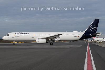 2020-02-06 D-AIDD Airbus A321 Lufthansa