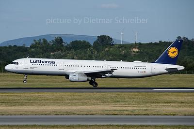 2018-06-30 D-AIDI Airbus A321 Lufthansa