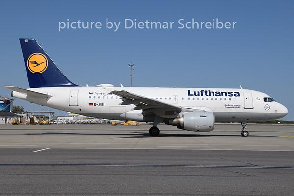 2020-09-20 D-AIBI Airbus A319 Lufthansa
