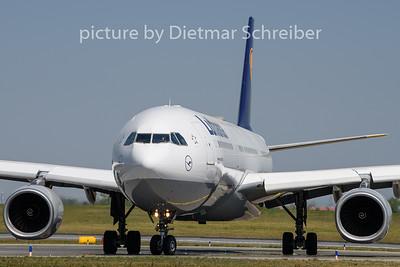 2020-04-22 D-AIKF Airbus A330-300 Lufthansa
