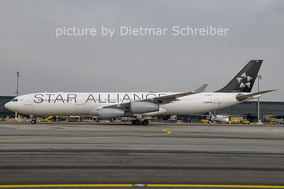 2021-03-04 D-AIGW AIrbus A340-300 Lufthansa