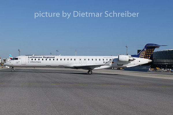 2020-06-24 D-ACNJ Regionaljet 900 Lufthansa Cityline