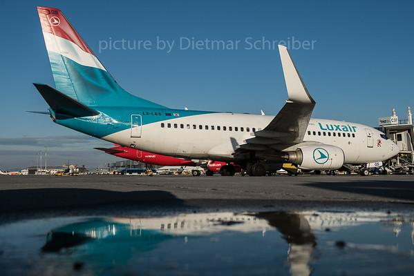 2016-02-04 LX-LGS Boeing 737-700 Luxair