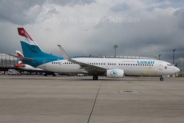 2016-05-16 LX-LGU Boeing 737-800 Luxair
