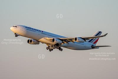 Air France A340-300