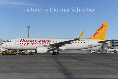 2015-01-13 TTC-DCD Airbus A320 Pegasus AIlines