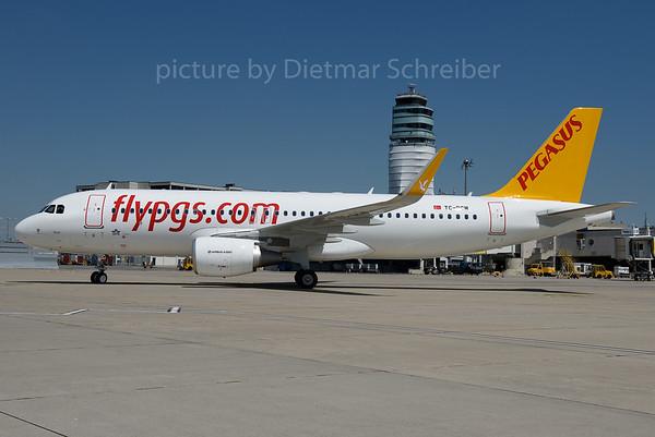 2016-07-01 TC-DCM Airbus A320 Pegasus