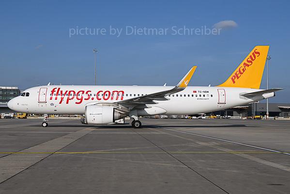 2019-11-01 TC-NBM Airbus A320neo Pegasus