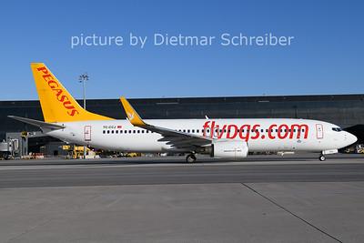 2020-12-27 TC-CCJ Boeing 737-800 Pegasus