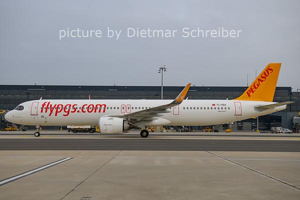 2021-01-10 TC-RBA Airbus A321neo Pegasus