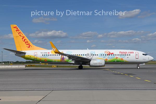 2020-08-27 TC-CPN Boeing 737-800 Pegasus
