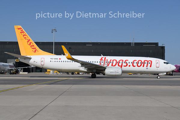 2020-09-20 TC-CRA Boeing 737-800 Pegasus