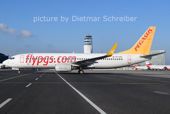 2021-01-11 TC-CPA Boeing 737-800 Pegasus