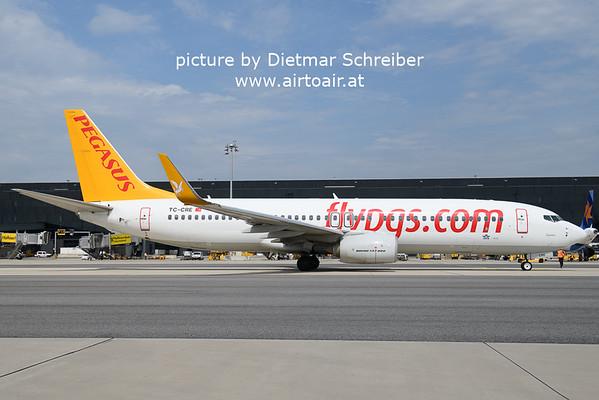 2021-05-22 TC-CRE Boeing 737-800 Pegasus