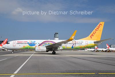 2021-07-03 TC-CPN Boeing 737-800 Pegasus