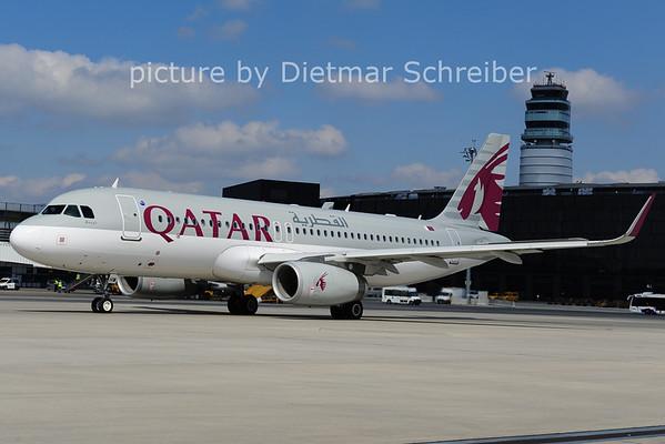 2014-04-11 A7-AHW Airbus A320 Qatar Airways