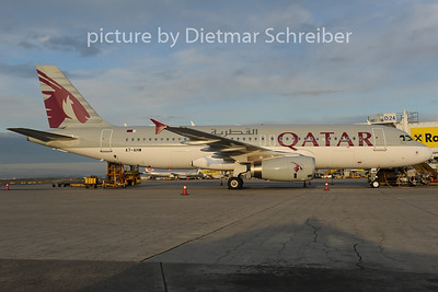 2012-12-05 A7-AHW Airbus A320 Qatar Airways