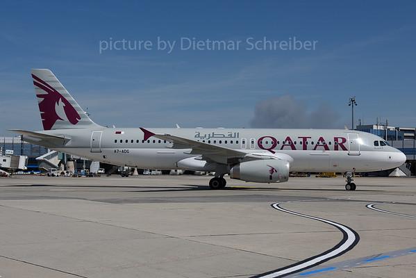 2017-07-05 A7-ADG Airbus A320 Qatar Airways