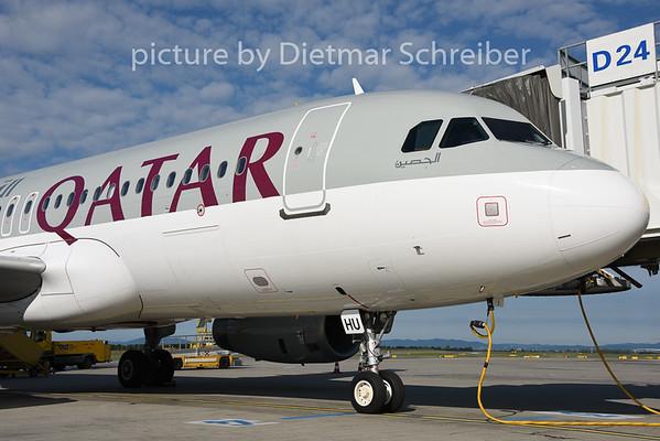 2014-08-15 A7-AHU Airbus A320 Qatar Airways