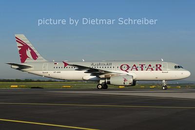 2014-04-18 A7-AHU Airbus A320 Qatar Airways