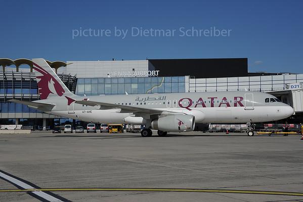 2013-08-15 A7-AHE Airbus A320 Qatar Airways