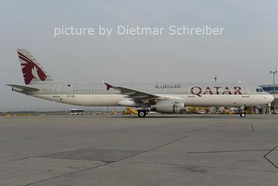 2012-08-22 A7-AID Airbus A321 Qatar Airways