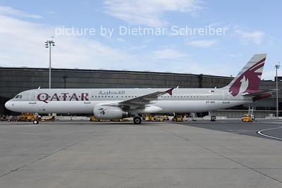 2021-08-23 A7-ADX Airbus A321 Qatar Airways