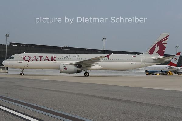 2012-09-03 A7-AIC Airbus A321 Qatar Airways