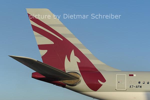 2012-09-07 A7-AFM Airbus A330-200 Qatar Airways