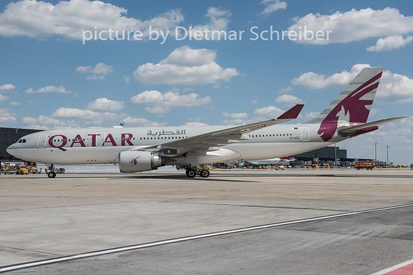 2015-07-31 A7-ACG Airbus A330-200 Qatar Airways
