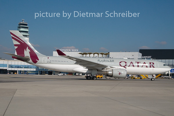 2010-10-12 A7-ACI Airbus A330-200 Qatar Airways