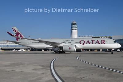2019-02-05A7-ALX Airbus A350-900 Qatrar Airways