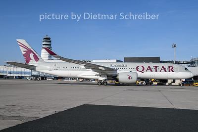 2019-03-30 A7-ALL Airbus A350-900 Qatar Airwaays