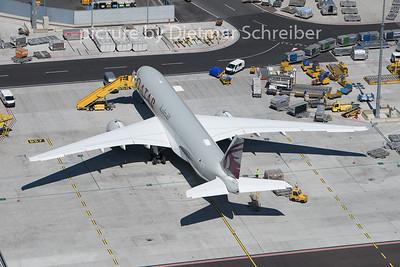 2020-05-07 A7-ALY Airbus A350-900 Qatar Airways