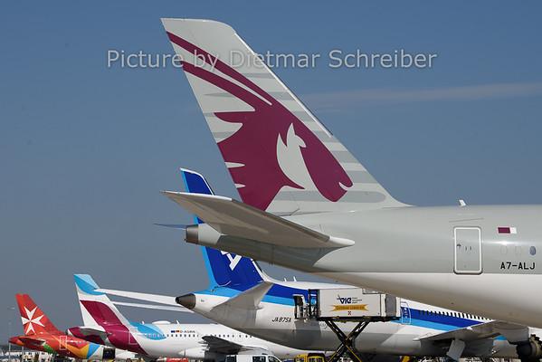 2019-05-01 A7-ALJ Airbus A350-900 Qatar Airways