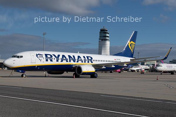 2020-11-17 SP-RSL Boeing 737-800 Ryanair
