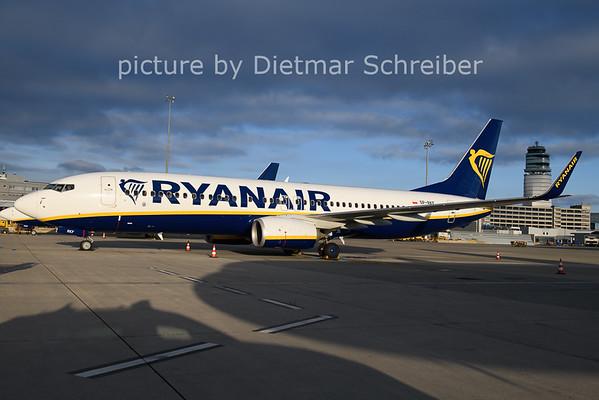 2020-12-14 SP-RKF Boeing 737-800 Ryanair