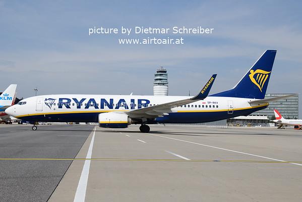 2021-05-22 SP-RKV Boeing 737-800 Ryanair
