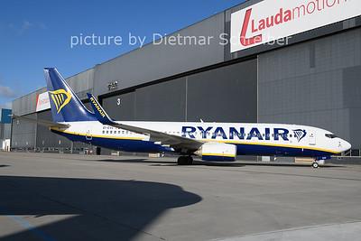 2020-11-20 EI-EVC Boeing 737-800 Ryanair