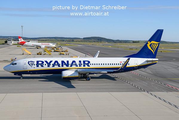 2021-10-15 SP-RSF Boeing 737-800 Ryanair