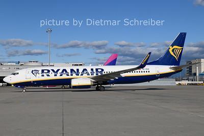 2021-02-04 SP-RSK Boeing 737-800 Ryanair